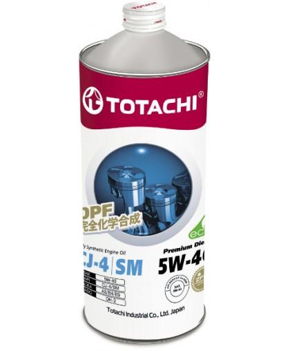 TOTACHI Premium Diesel Engine Oil 5w40 1л