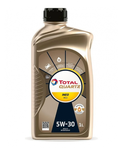 TOTAL Quartz Ineo MC3 5W30 1л 166254