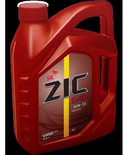 ZIC G-EP 80w90 GL-4 4л