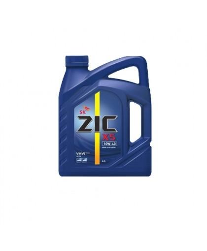 ZIC X5 10w40 4л п/с